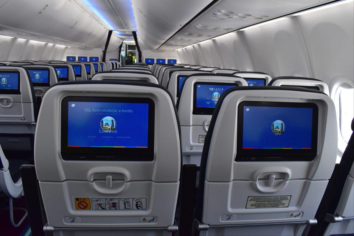 Aeromexico Economy MAX 9