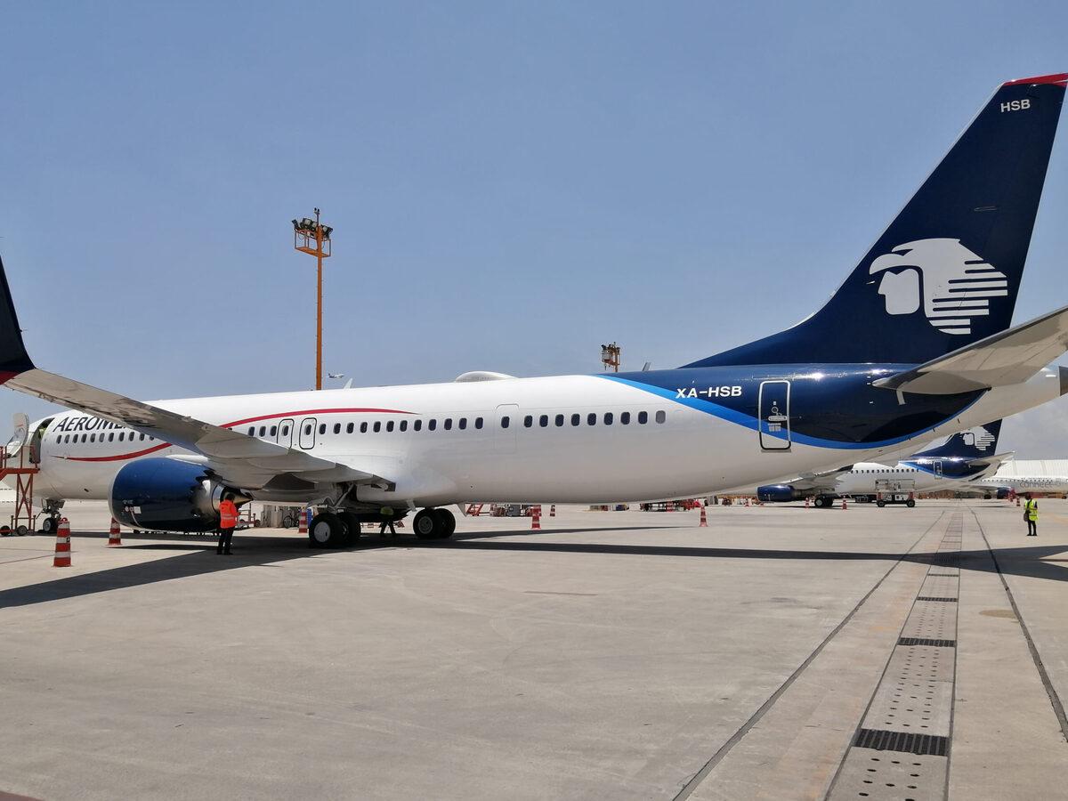 Aeromexico MAX 9