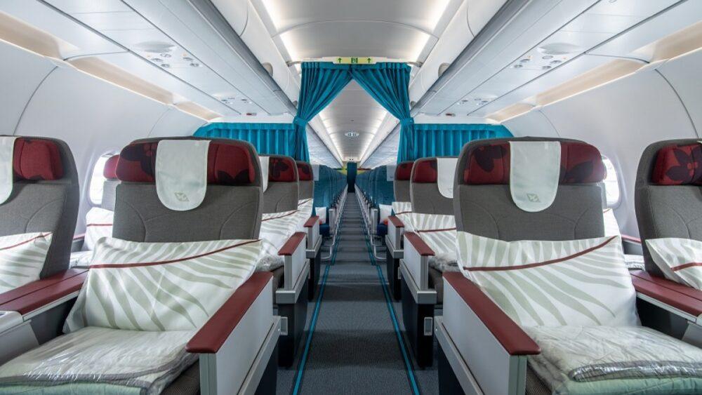 Air Seychelles enhanced Business Class Cabin-100x666_0