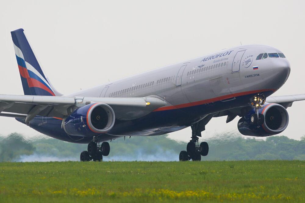 Aeroflot A330-300