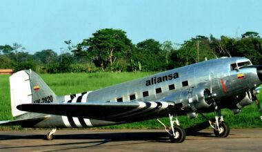 Aliansa DC-3