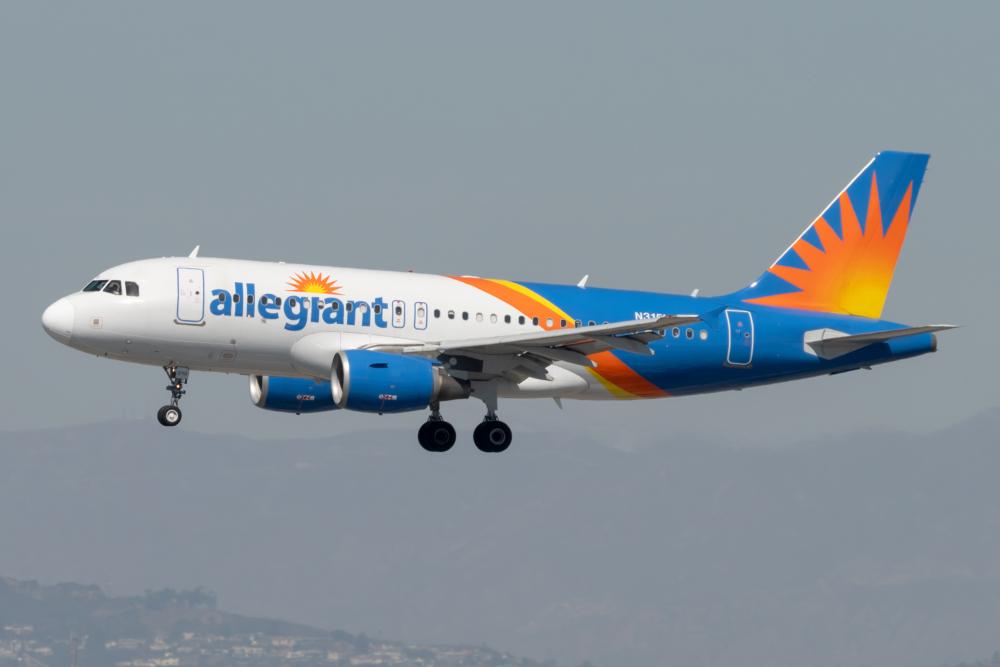 Allegiant A319