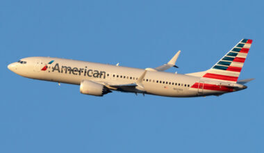 American Boeing 737 MAX