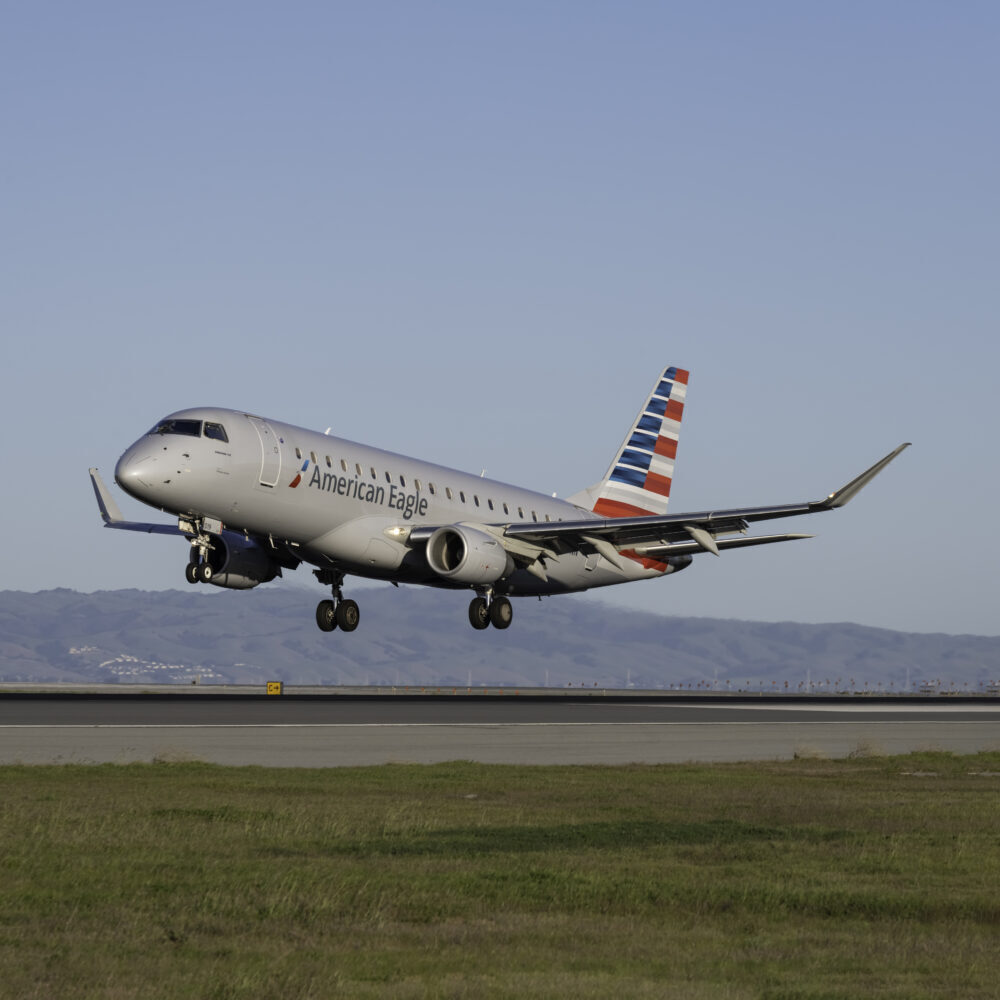 The Embraer E170 Vs. E175 – What Are The Differences?