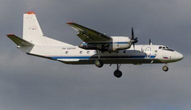 Kamchatka Airlines Antonov An-26