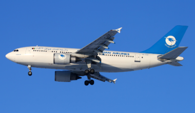 Ariana Afghan Airlines A310-300