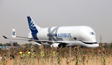 Airbus BelugaXL XL3