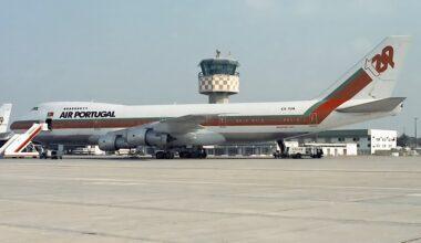 TAP Air Portugal Boeing 747