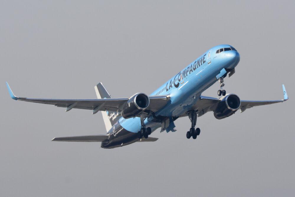 La Compagnie 757-200
