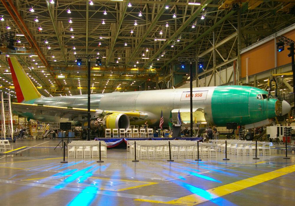 Boeing 767 Everett