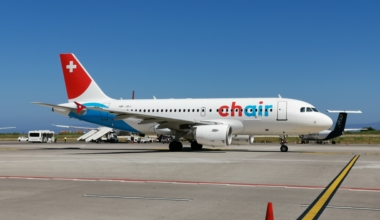 Chair Airlines A319
