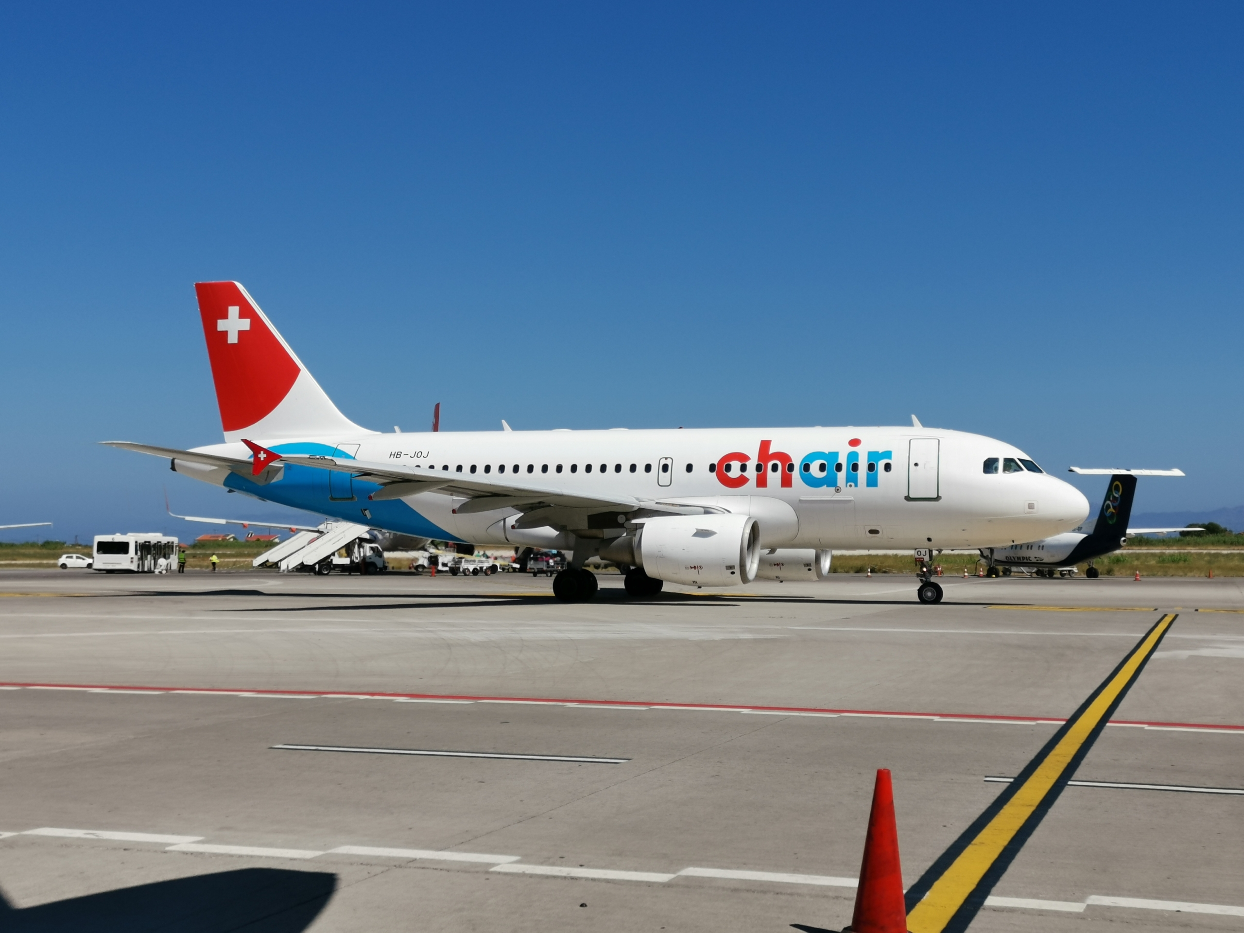 Chair Airlines Leases Enter Air 737 To Plug Capacity Gap