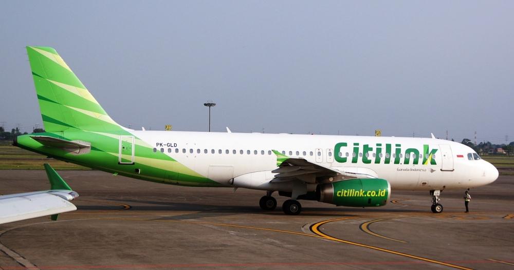 Citilink A320
