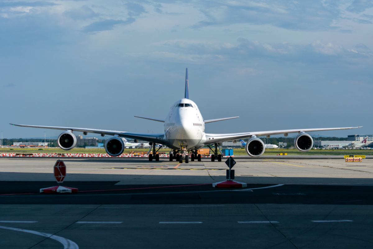 Lufthansa's Boeing 747 Recovery Slows Slightly In August