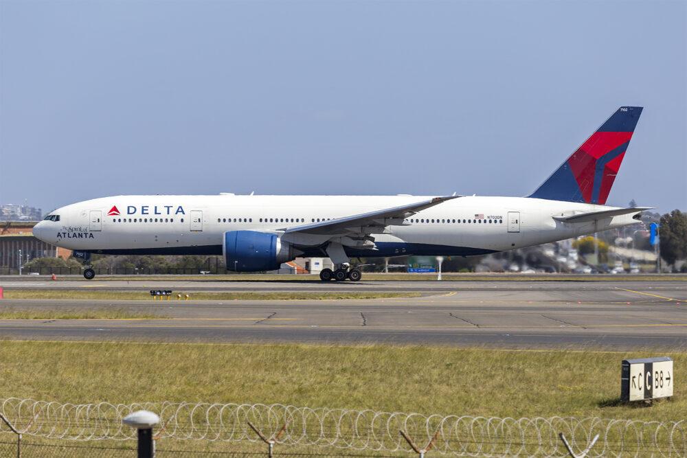12 Years Of Service: Delta's Boeing 777-200LR Fleet