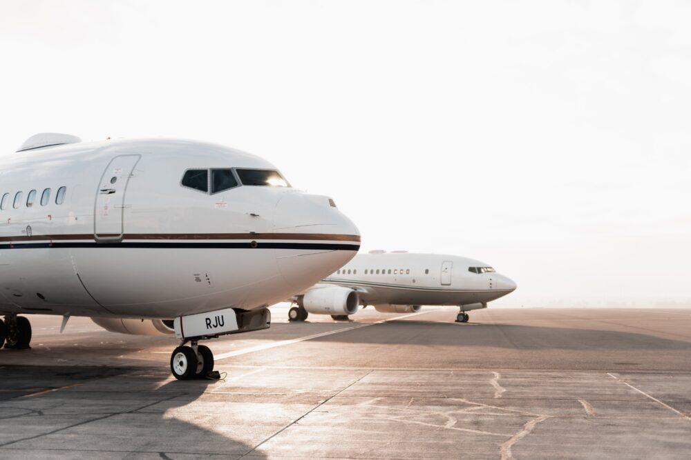 BBJ 737 RoyalJet