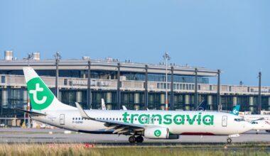 Transavia, Berlin Brandenburg Airport, First Flight