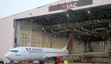 ETF Airways Boeing