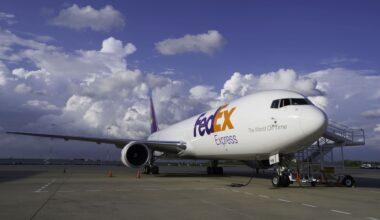FedEx B767F