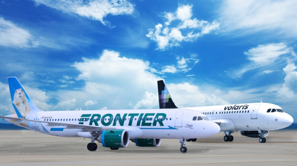 Frontier Volaris