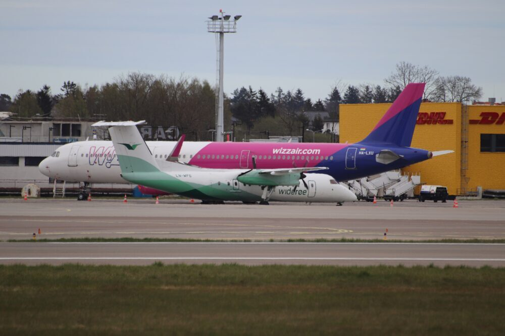 Wizz Air & Widerøe