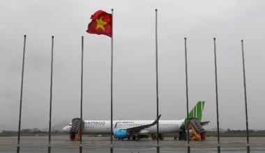 VIETNAM-ECONOMY-AVIATION-BAMBOO