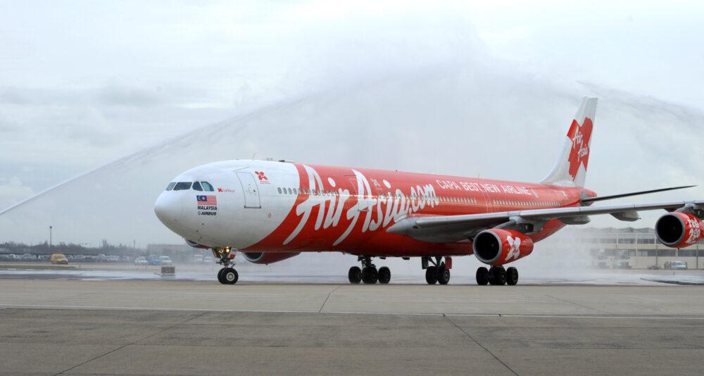 AirAsia X A340-300