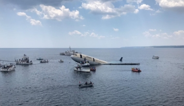 A330 sinking 2019
