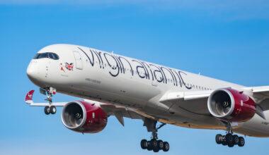 Virgin Atlantic Airways Airbus A350