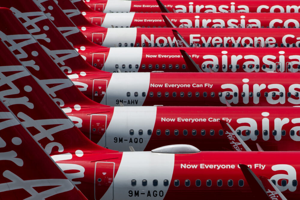 Airbus Deal Modification Agreed With AirAsia