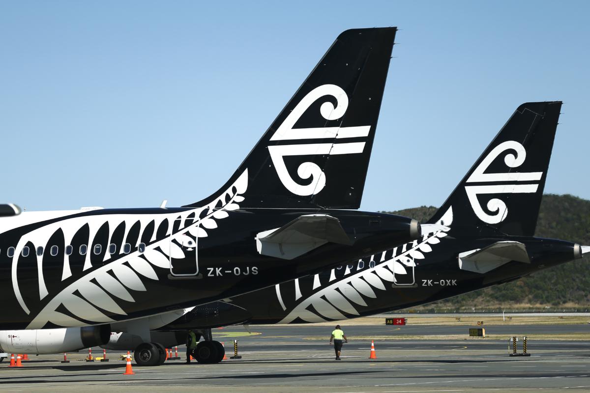 Hello Air New Zealand – Australia's New No 1 International Airline