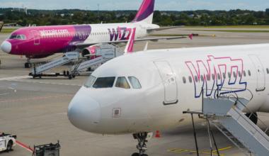 Wizz Air Getty Gdansk