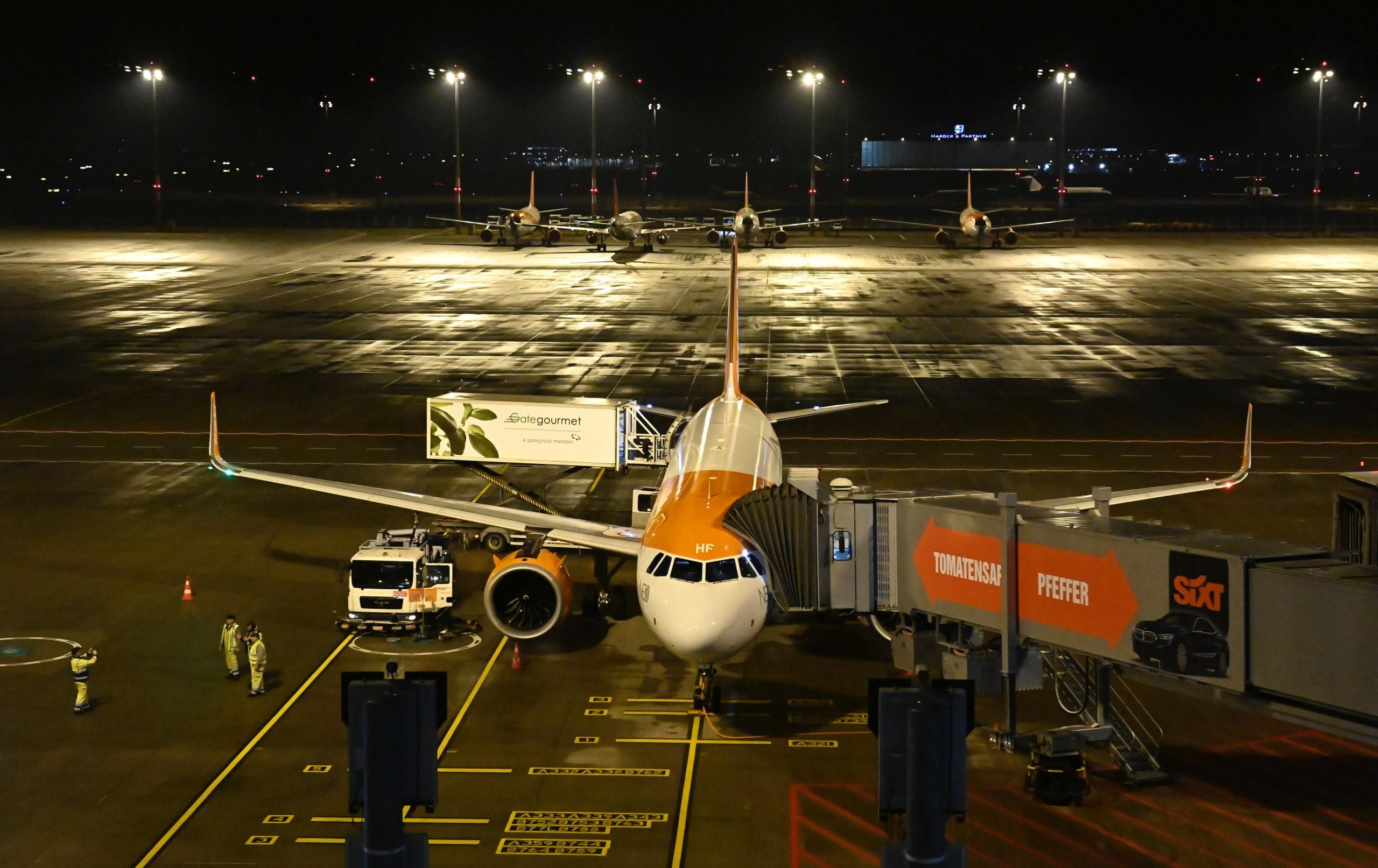 easyjet, UK green list, Future Flying