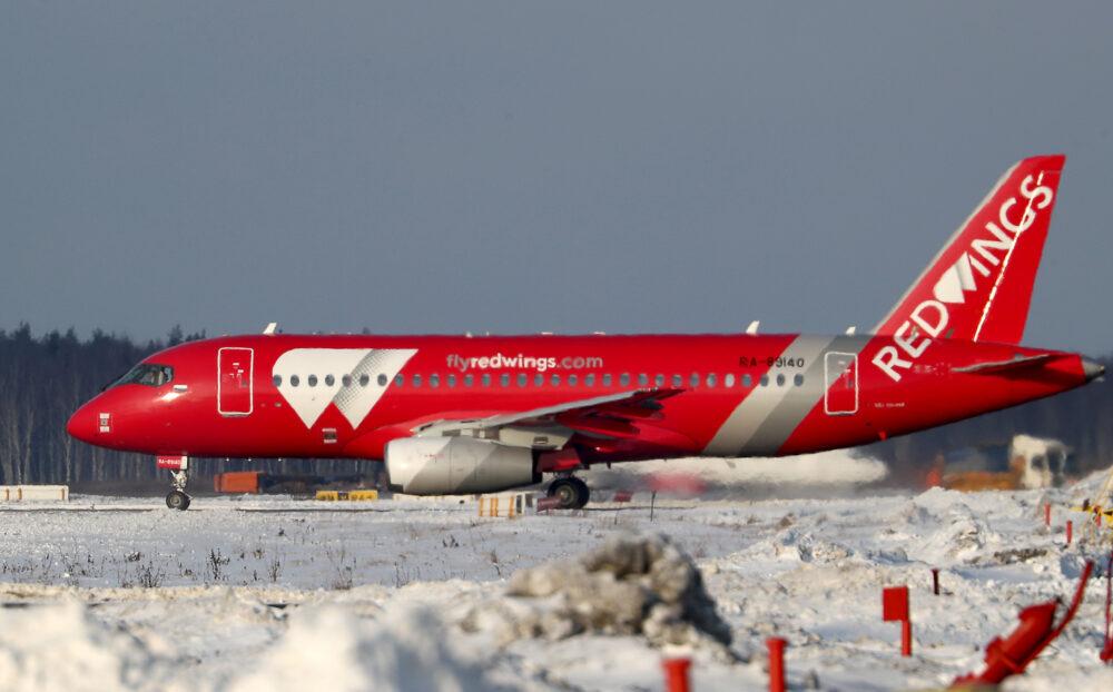 Red Wings SSJ100