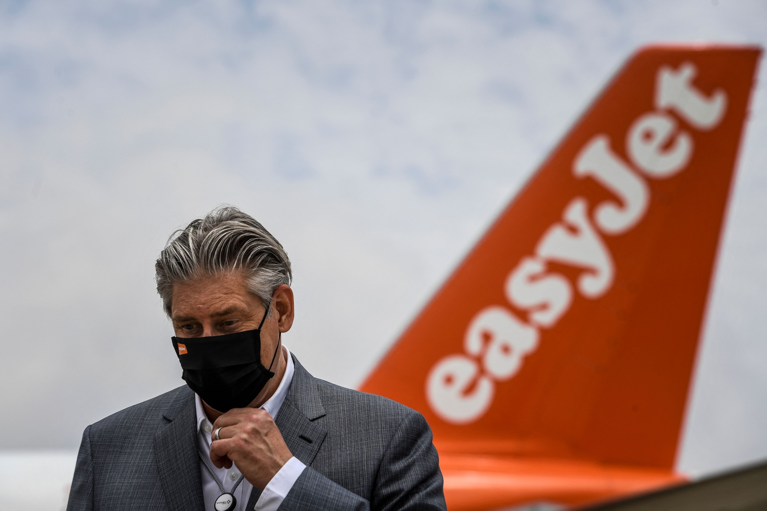 easyJet CEO: UK Needs To Remove Expensive And Unneccessary PCR Testing