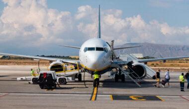 Ryanair, Passenger Numbers, June 2021