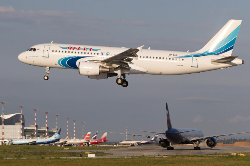 Yamal Airlines A320
