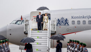 King Willem-Alexander Of The Netherlands And Queen Maxima Visit Berlin – Day One