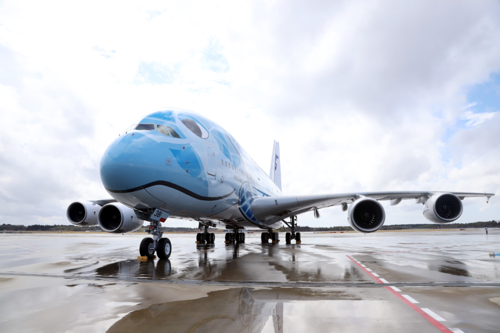 ANA, Airbus A380, Staycation