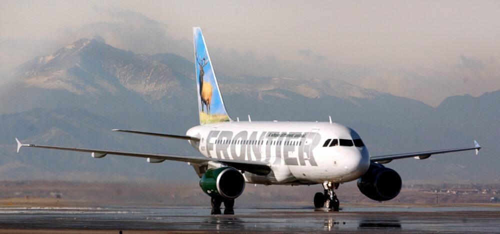 Frontier Airlines 2004