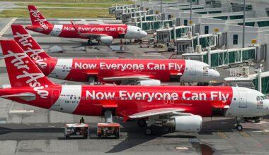 AirAsia Getty