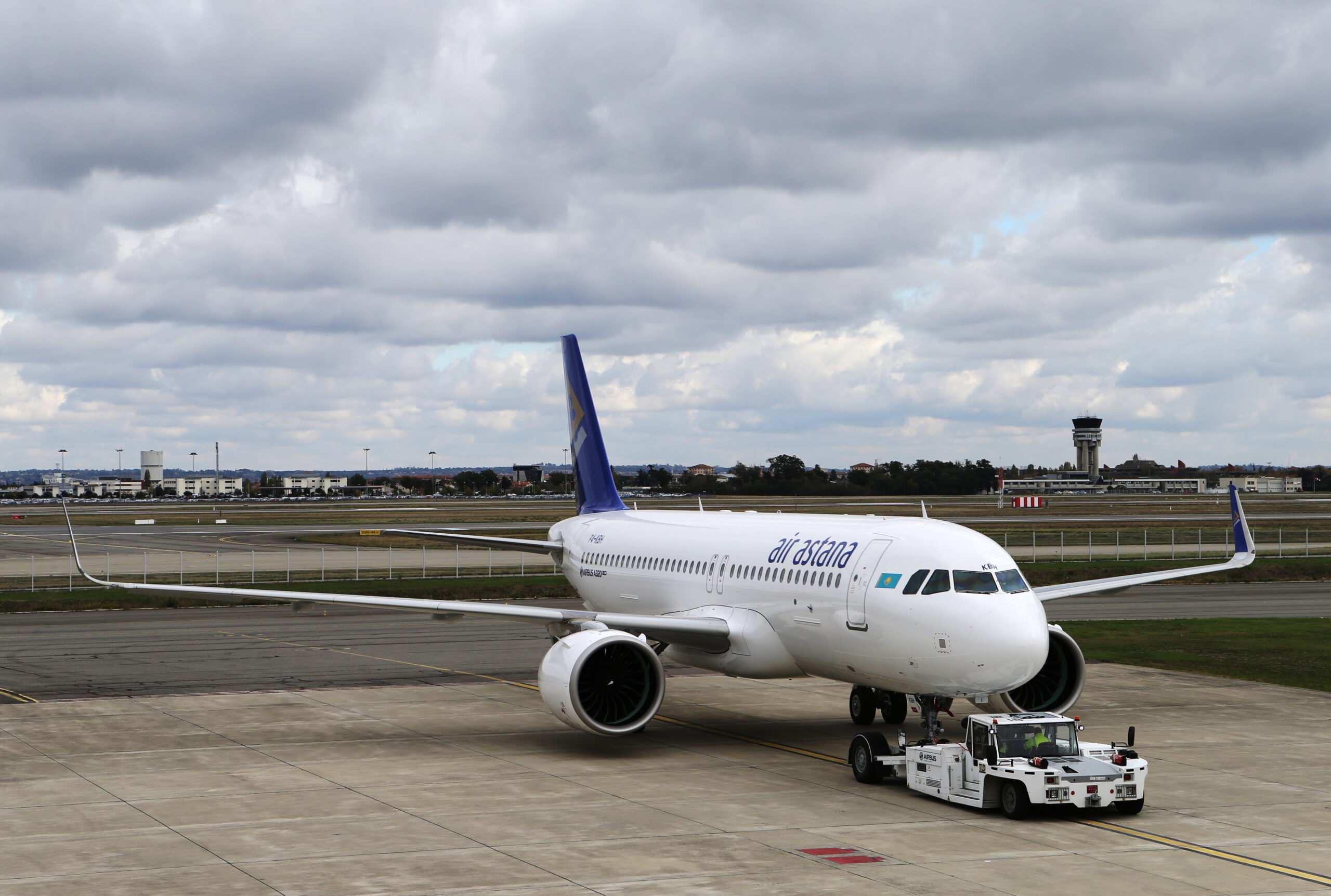 Air Astana, Domestic Demand, COVID-19