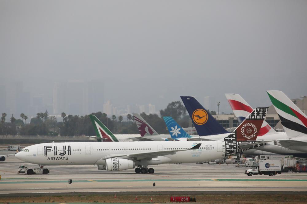 Fiji Airways A330