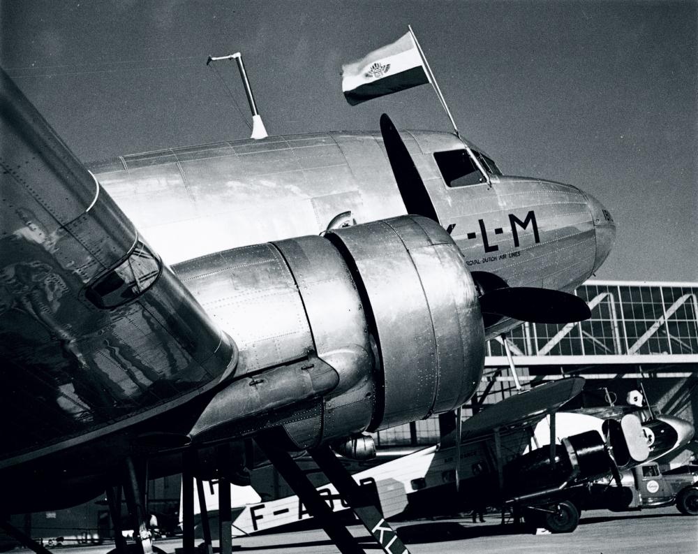 KLM Dc-3