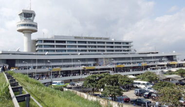 Lagos Airport Getty