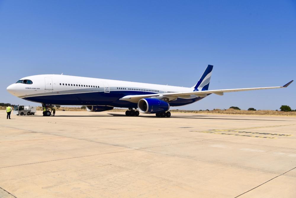 Hi Fly Airbus A330-300