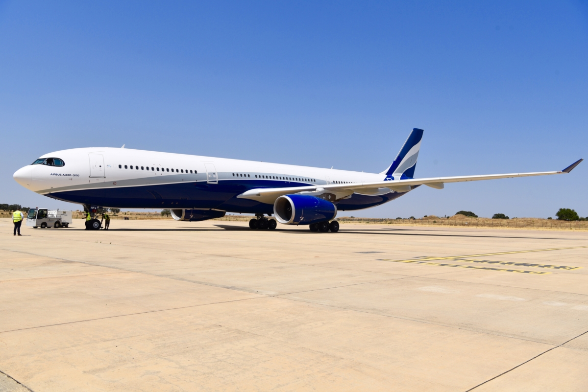 HiFly Adds Another Airbus A330ceo To Its Fleet
