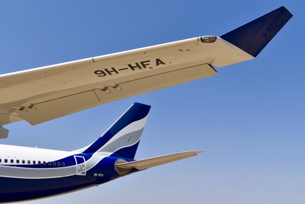 Hi Fly Malta A330-300