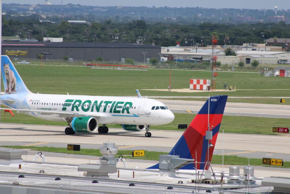 Frontier Delta