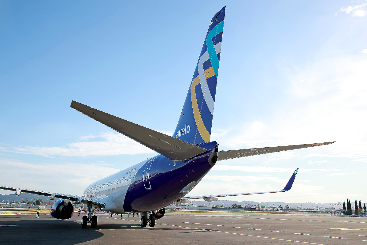Startup Avelo Airlines Adds 4 New Routes From Los Angeles